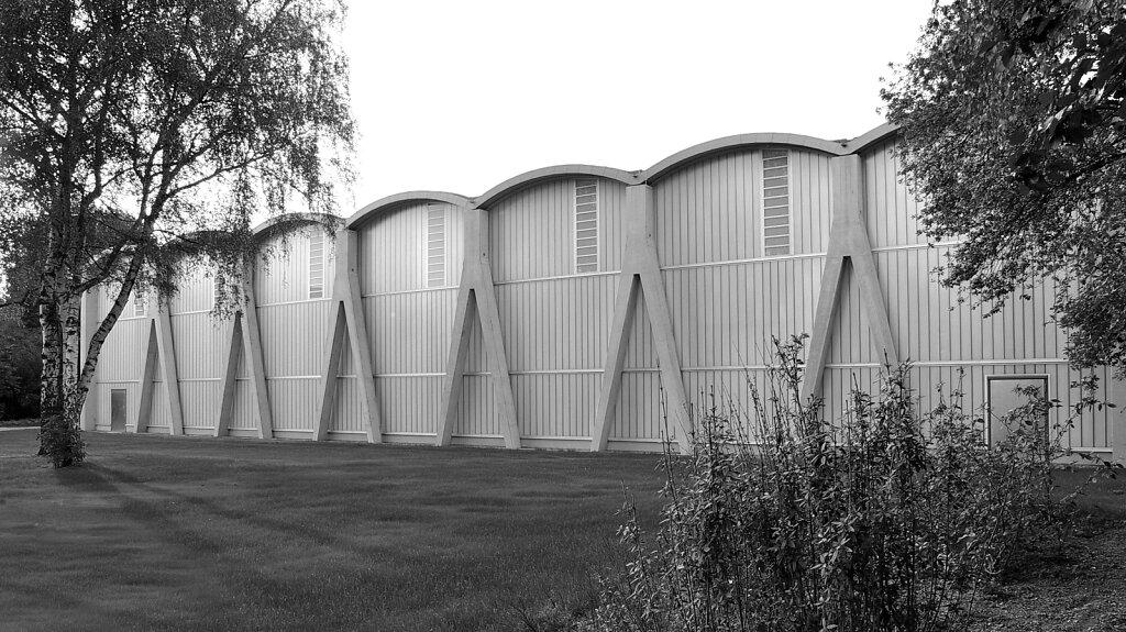 Wettkampf-Sporthalle, Köln
