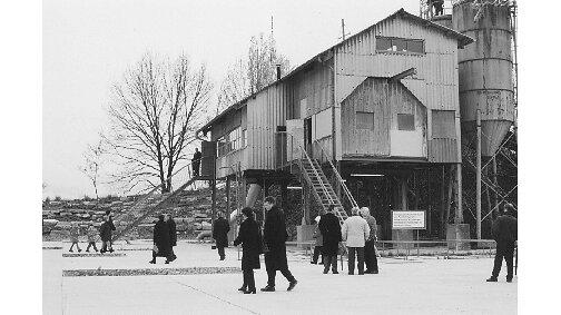 Ausstellungshalle, Landesgartenschau Weil am Rhein